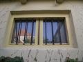 Tralies schilderen voor raam