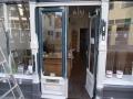 Voorgevel winkelpand Zutphen renoveren